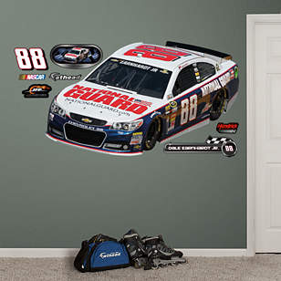 Dale Earnhardt Jr. 2013 National Guard Car