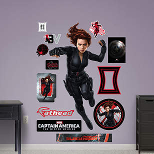 Black Widow - Captain America: The Winter Soldier