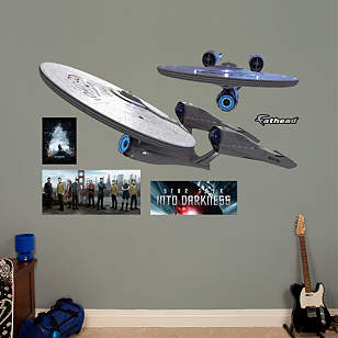 U.S.S. Enterprise NCC-1701: Star Trek - Into Darkness
