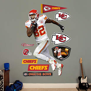 Dwayne Bowe - Away