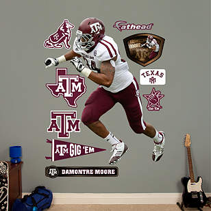 Damontre Moore Texas A&M