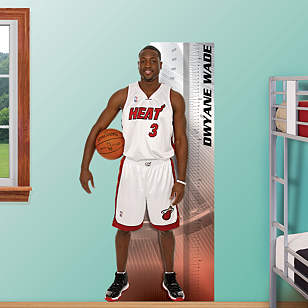 Dwyane Wade Growth Chart