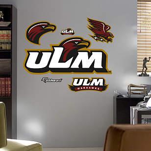 Louisiana-Monroe Warhawks Logo