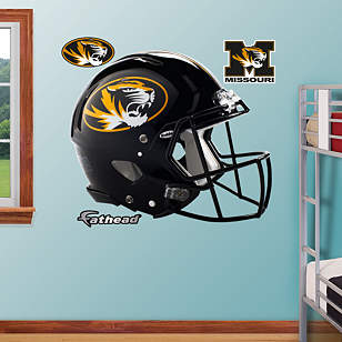 Missouri Tigers 2013 Helmet