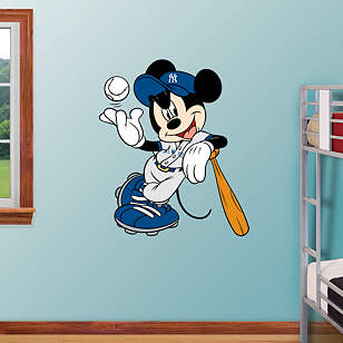 Mickey Mouse - New York Yankee