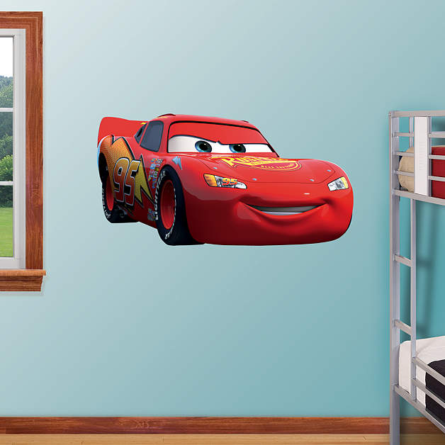 1 877 328 8877 for Cars 2 wall mural