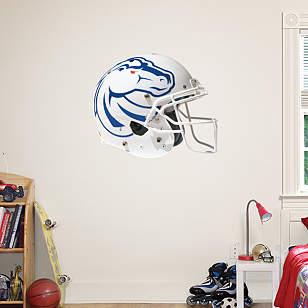 Boise State Broncos White Helmet Teammate
