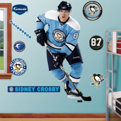 Miikka Kiprusoff Fathead Wall Decal