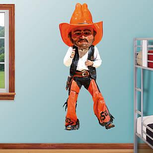 Oklahoma State Mascot - Pistol Pete
