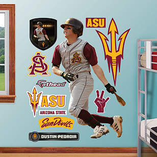 Dustin Pedroia Arizona State