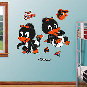 Baltimore Orioles Mascot - Rookie League