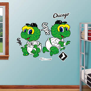 Chicago White Sox Baby Mascot