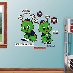 Houston Astros Baby Mascot