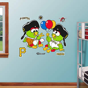 Pittsburgh Pirates Baby Mascot