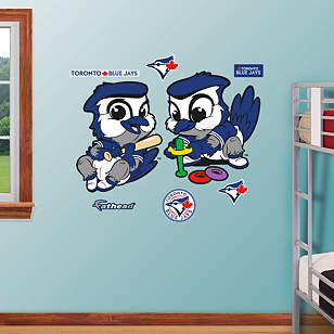 Toronto Blue Jays Baby Mascot