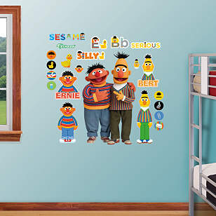 Bert & Ernie Collection