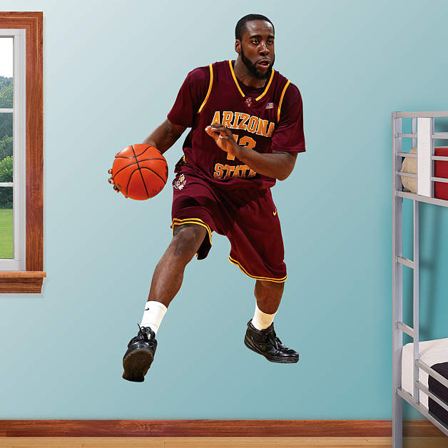James Harden Total Points: Life-Size James Harden Arizona State Wall Decal
