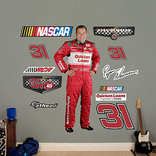 Ryan Newman Quicken Loans Driver
