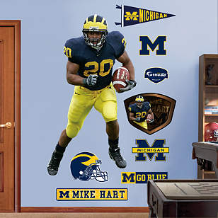 Mike Hart Michigan