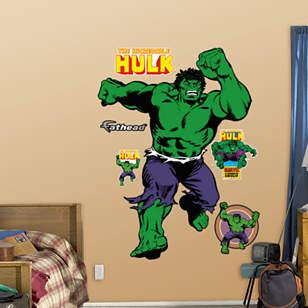 Classic Incredible Hulk