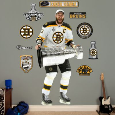 Zdeno Chara - Stanley Cup