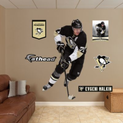 Evgeni Malkin - Home Fathead Wall Decal