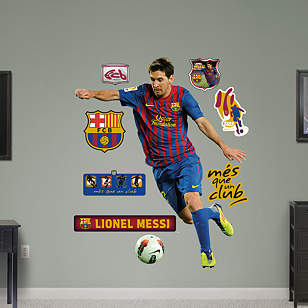 Lionel Messi - Forward