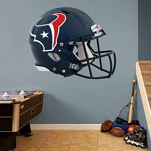 Houston Texans Helmet