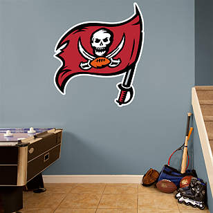Tampa Bay Buccaneers Flag Logo