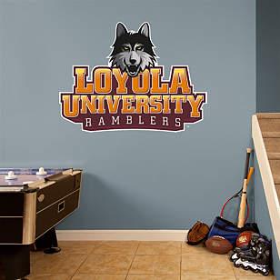Loyola Chicago Ramblers Logo