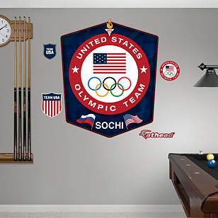 US Olympic Team Logo - Sochi
