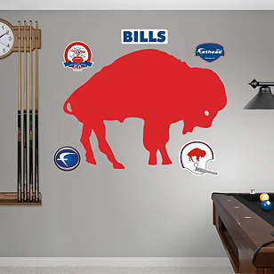 Buffalo Bills Original AFL Logo