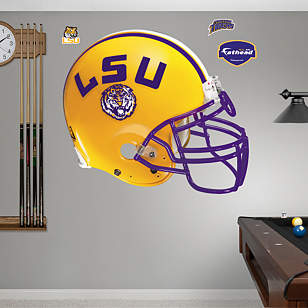 LSU Tigers Helmet