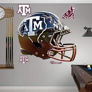 Texas A&M Aggies State Helmet