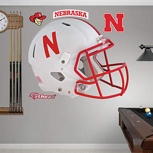 Nebraska Cornhuskers 2013 Helmet