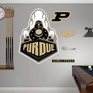 Purdue Boilermakers - Train Logo