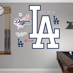 Los Angeles Dodgers Alternate Logo