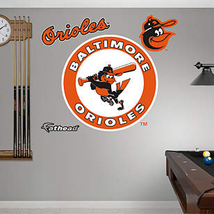 Baltimore Orioles Classic Logo