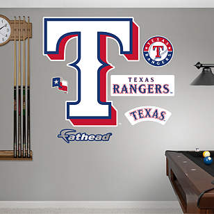 Texas Rangers Alternate Logo