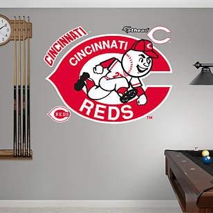 Cincinnati Reds Classic Logo