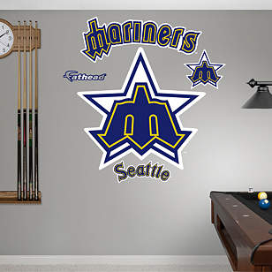 Seattle Mariners Classic Logo
