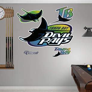 Tampa Bay Rays Classic Logo