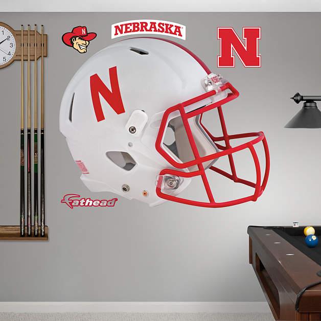 Nebraska Cornhuskers Room Decor