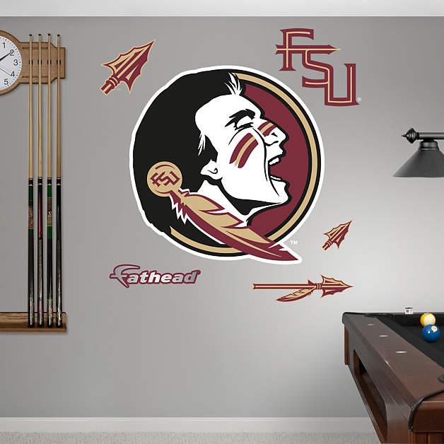 Florida State Seminoles Logo Wall Decal Shop Fathead