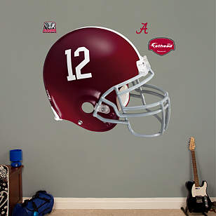 Alabama Crimson Tide Helmet