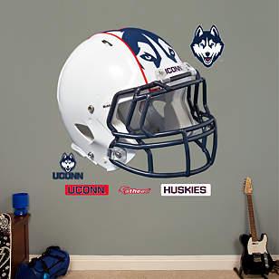 UConn Huskies Helmet