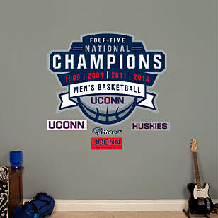 UConn Huskies Men's Basketball Legacy Logo