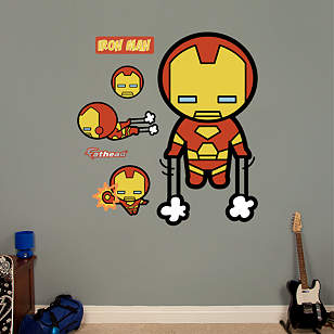 Kawaii Iron Man