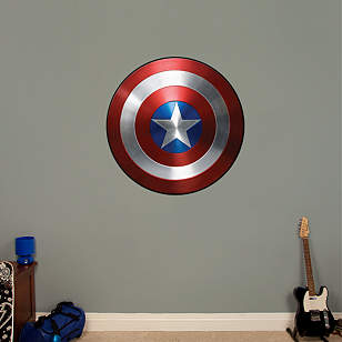 Captain America: The Winter Soldier - Vibranium Shield