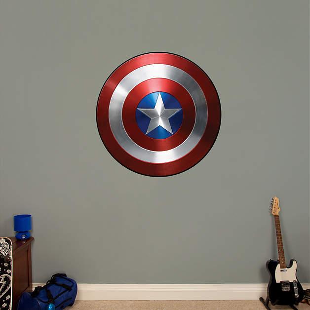 Captain America The Winter Soldier Vibranium Shield